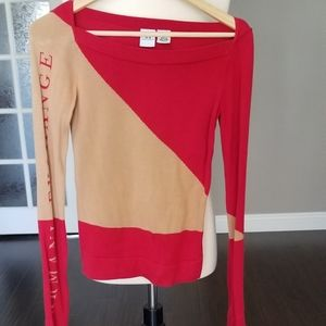 A/X sweater top size XS